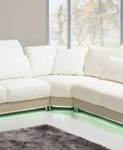 Sofa Canto c/luzes