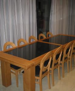 Mesa cliente Franca