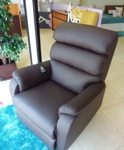 Cadeirao Relax Elect. cast